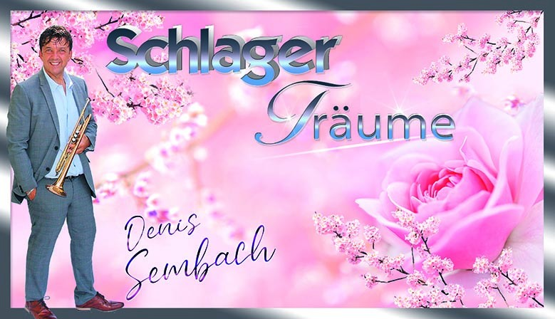 Denis SEMBACH - SCHLAGER TRAUME (CD148)