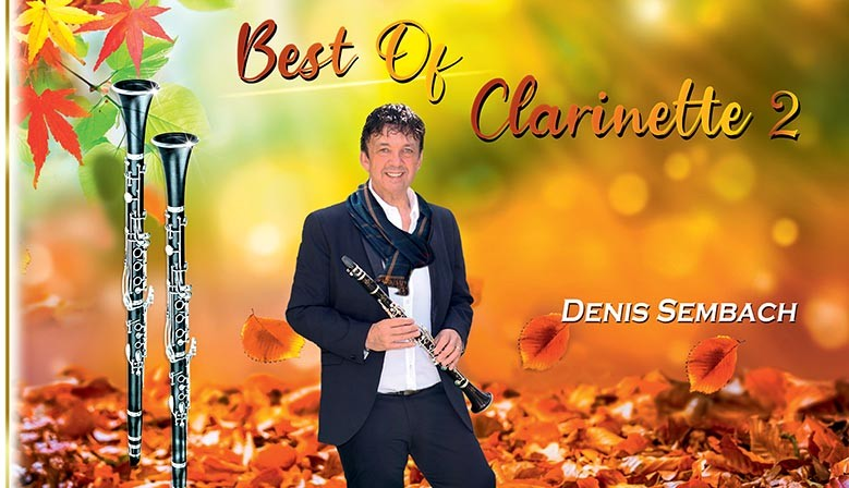 Denis SEMBACH - BEST OF CLARINETTE 2