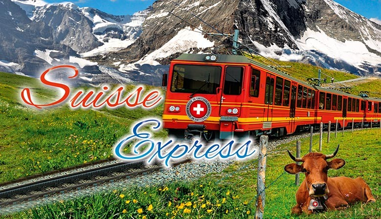SUISSE EXPRESS (CD137)