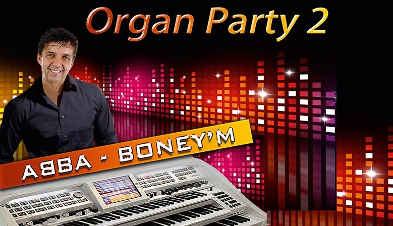 Denis SEMBACH - ORGAN PARTY 2