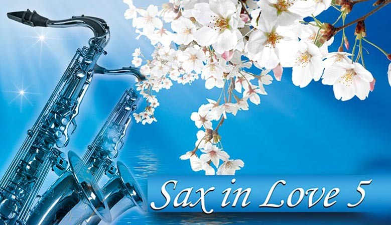 SAX IN LOVE 5