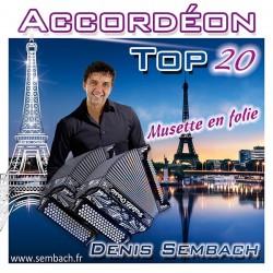 ACCORDEON TOP 20